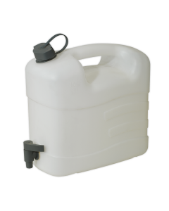 Sealey Fluid Container 10L with Tap