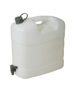 Sealey Fluid Container 20L with Tap
