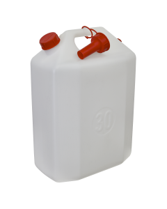 Sealey Water Container 30L with Spout