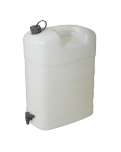 Sealey Fluid Container 35L with Tap