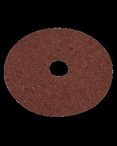 Sealey Fibre Backed Disc Ø125mm - 16Grit Pack of 25