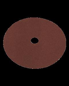 Sealey Fibre Backed Disc Ø175mm - 50Grit Pack of 25