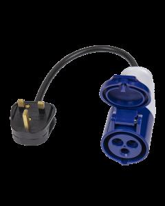 Sealey 13A/16A Trailing Plug & Cable Set