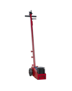 Sealey Air Operated Trolley Jack 20 tonne - Single Stage