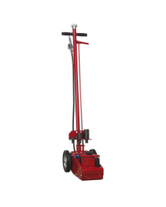 Sealey Air Operated Trolley Jack 20tonne -Single Stage