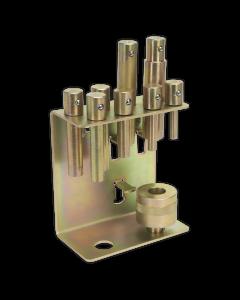 Sealey Press Pin Set 8pc