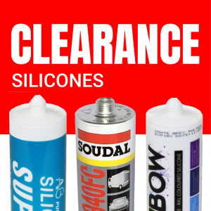 AB Building Products - Clearance Sealants & Adhesives