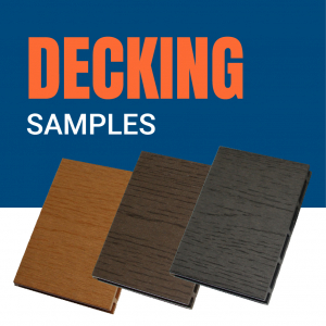 AB & Twinson Composite Decking Samples