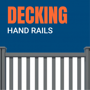 decking and outdoor Decking Handrails