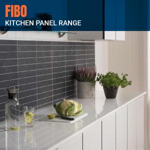 Fibo Waterproof Tile Effect Panels