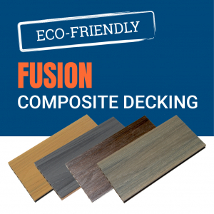 AB Building Products Fusion Composite Decking Range