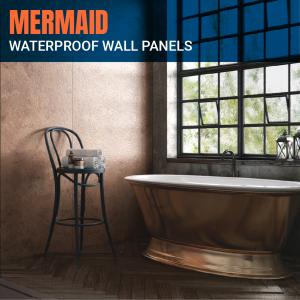 Mermaid Waterproof Panels