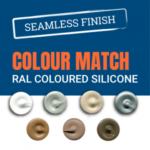 AB Building Products - Rainbow RAL Coloured Silicones