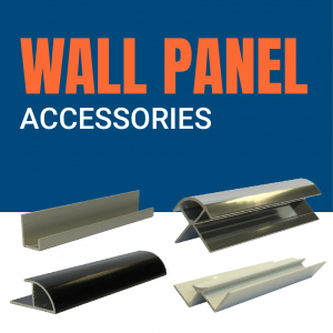 Kitchen and Utility Rooms Wall Panel Accessories