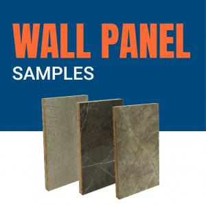 Waterproof Wall Panel Samples