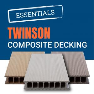 Twinson Composite Decking Range