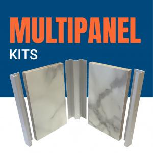 Multipanel Waterproof Wall Panel Kits