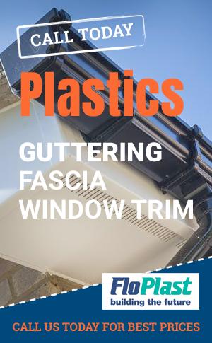 Plastics - Guttering, Fascia, Drainage & Window Trim