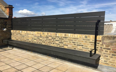 Creative uses for AB Composite Decking