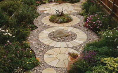 AB Building Products - Strata Natural Stone for gardens and patios
