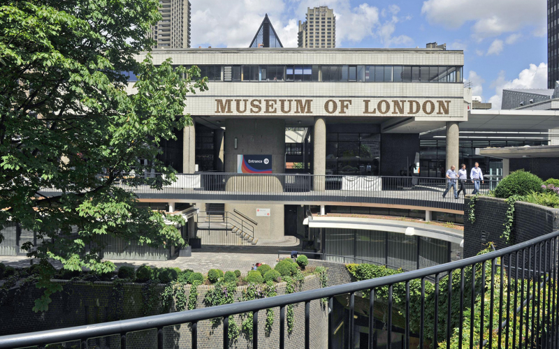 Case Study: Museum of London, Canary Wharf
