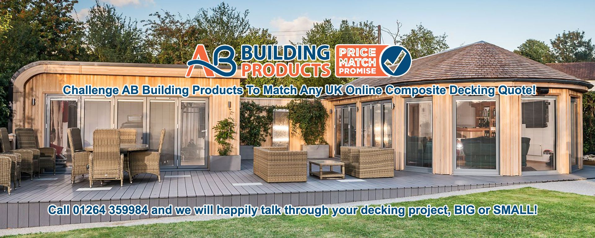 Decking Homepage Banner