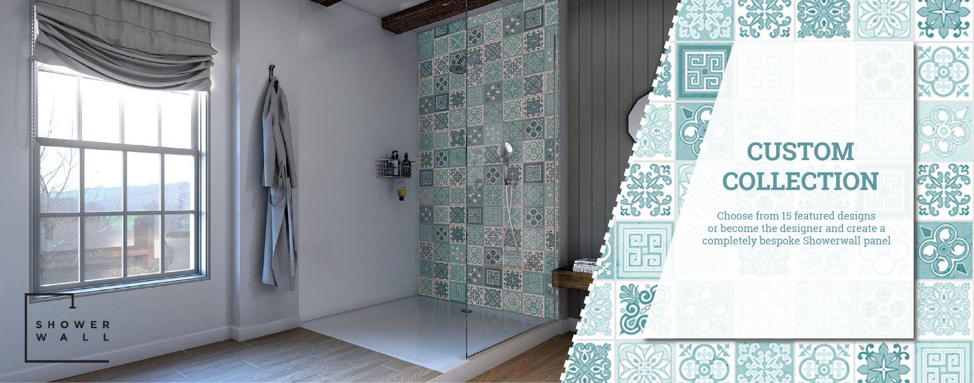 Showerwall Acrylic Custom Panels