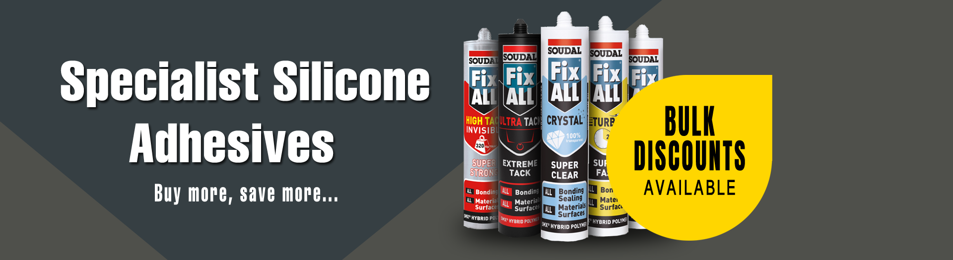 Specialist Silicone Adhesives
