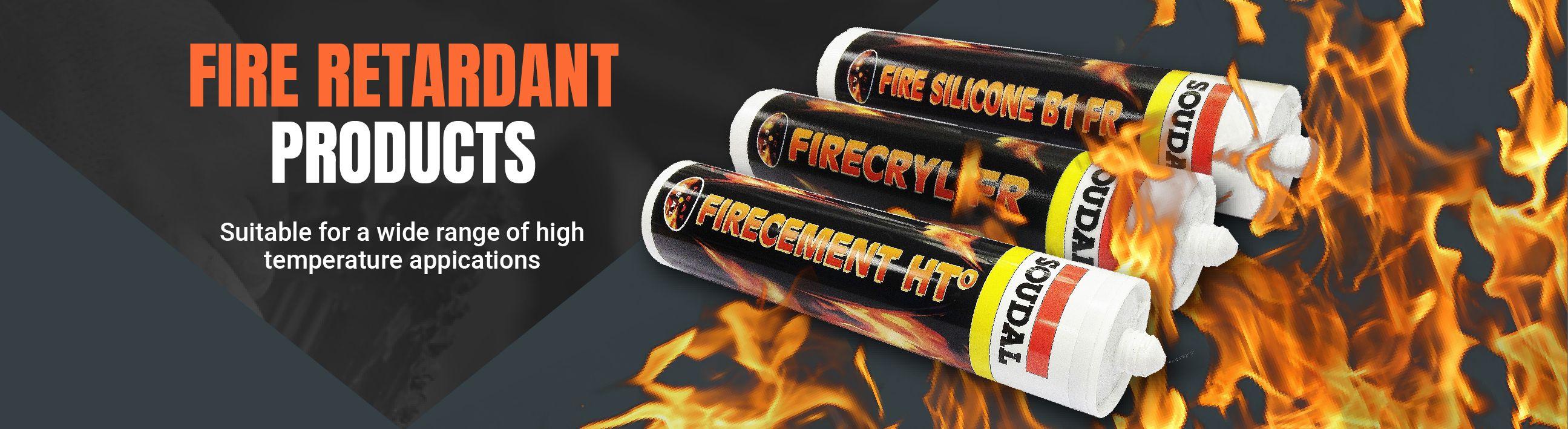 Fire Retardant Products