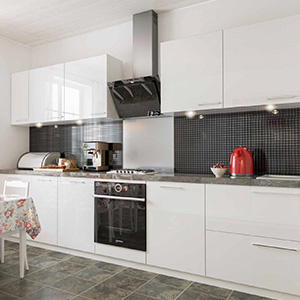 Kitchen & Utility Rooms Wall Panels