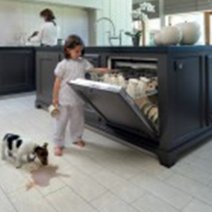 Kitchens and Utility Rooms Waterproof Flooring