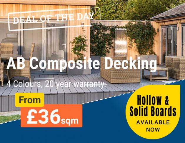 AB Composite Decking