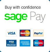 Buy with confidence with SagePay